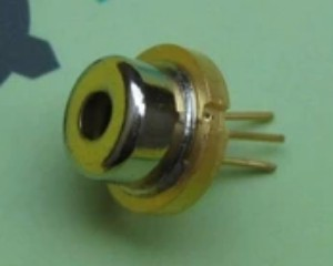 500mW 808nm Laser Diode 9mm